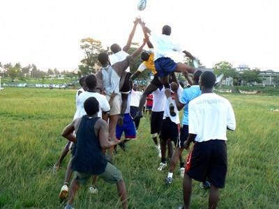 Rugby in Ghana