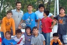Encadrement sports collectifs - Multisports  : Argentine