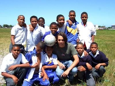 Mission humanitaire en Sport en Afrique du Sud