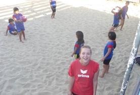 Entraîneur bénévole de Volleyball : Bolivie