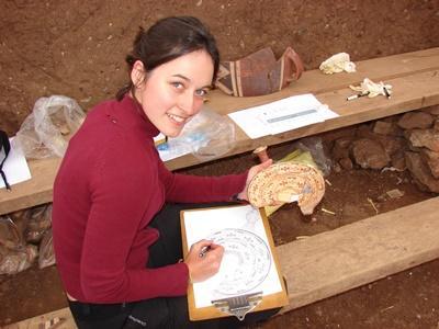 Chantier fouilles archeologiques Pérou
