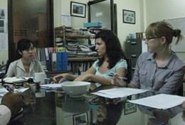 Volontariat professionnel pour la défense des Droits de l'Homme : Cambodge