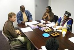 Volontariat professionnel pour la défense des Droits de l'Homme : Afrique du Sud