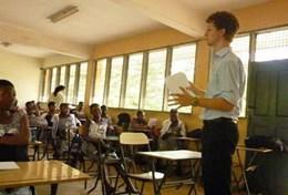 Volontariat professionnel pour la défense des Droits de l'Homme : Togo