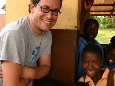Aide sociale à l'enfance au Ghana