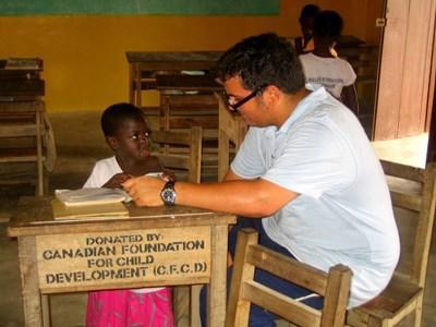 Bénévolat en enseignement