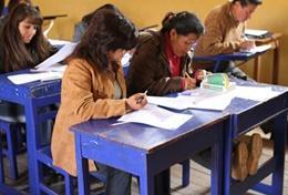 Enseignement humanitaire : Pérou