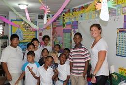 Etre volontaire au Belize avec Projects Abroad : Enseignement