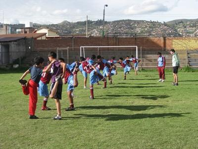 Volontariat international enseignement Pérou