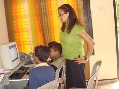 Projet humanitaire enseignement Sri Lanka