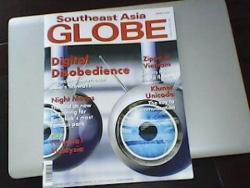 Le Southeast Asia Globe magazine