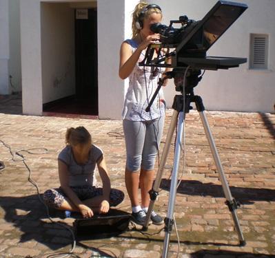 Volontaires journalistes en Jamaïque