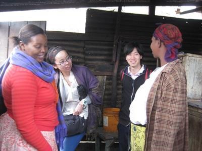 Volontariat professionnel microcredit