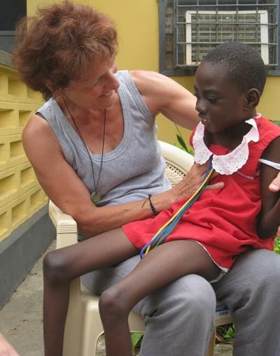 Assistance sociale en Ghana
