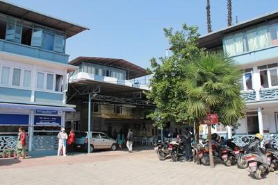 Mission médicale en hôpital à Katmandou