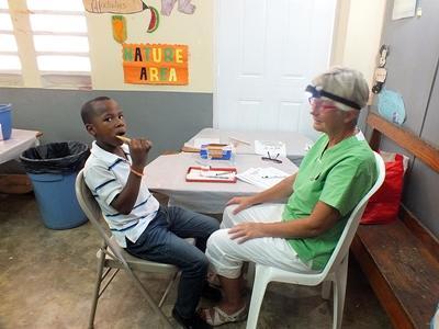 Bénévolat médecine dentaire en Jamaïque