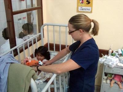 Projet humanitaire médecine Bolivie