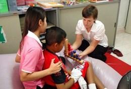 Volontariat professionnel dans le domaine de la Santé : Cambodge