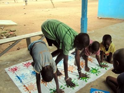 Mission ergothérapie au Ghana pour professionnel