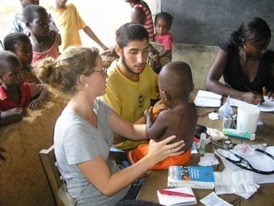 Volontaire en projet ergothérapie