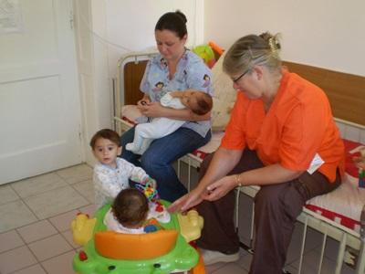 Mission Humanitaire en ergothérapie en Roumanie