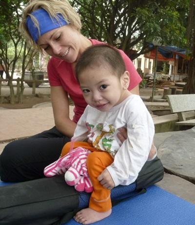 Ergo Humanitaire au Vietnam