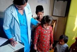Volontariat professionnel dans le domaine de la Santé : Népal