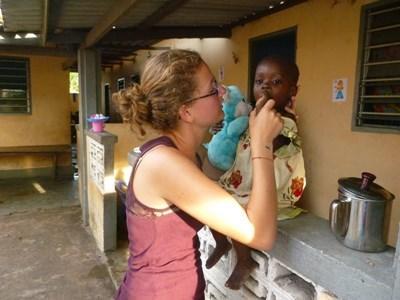 Soins infirmiers en Afrique