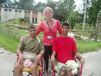 Mission kiné Humanitaire au Népal