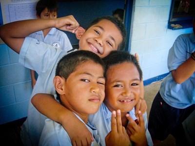 Volontariat en kinésithérapie aux Samoa