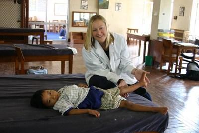 Médecin volontaire au Népal
