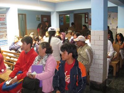 Volontariat médical en hôpital au Pérou