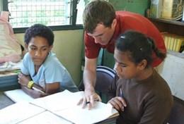Volontariat professionnel dans le domaine de la Santé : Fidji