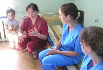 Volontariat professionnel dans le domaine de la Santé : Mongolie