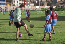 Volontariat en Amérique latine : Sport