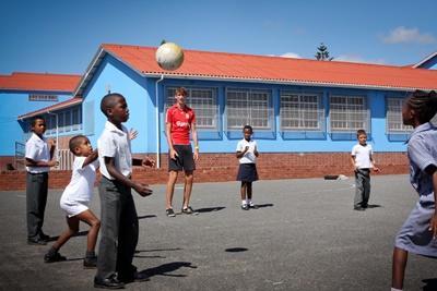Mission humanitaire dans les écoles en Afrique