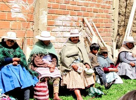 Volontariat humanitaire en Bolivie, Amérique Latine