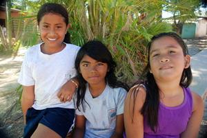 Children in Costa Rica