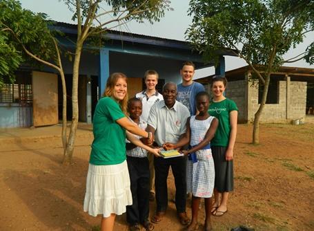 Missions de volontariat au Ghana