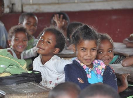 Notre projet enseignement à Madagascar