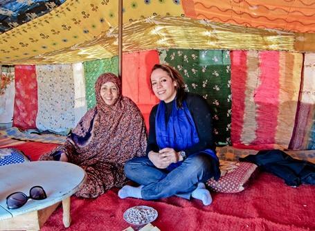 Faire une mission de volontariat au Maroc