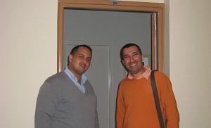 Moroccan staff