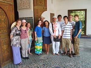 Volunteer in Morocco