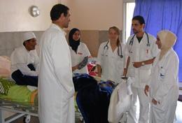 Missions de volontariat et stages au Maroc : Santé & médecine