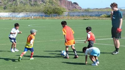 Volunteer Coaching Sports in South Pacific with Projects Abroad