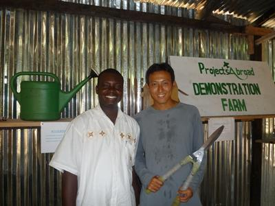Organic Farm Volunteering in Africa with Projects Abroad