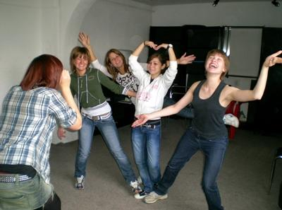 Volunteer Teaching the Arts in Eastern Europe with Projects Abroad