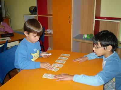 Children on the Care project in Romania with Projects Abroad