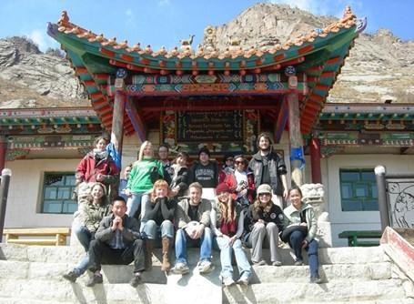 Missions de volontariat en Asie centrale