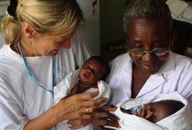 Missions de volontariat et stages au Sénégal : Sage-femme